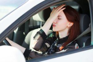 bang om te rijden, opfris rijles, opfriscursus autorijden